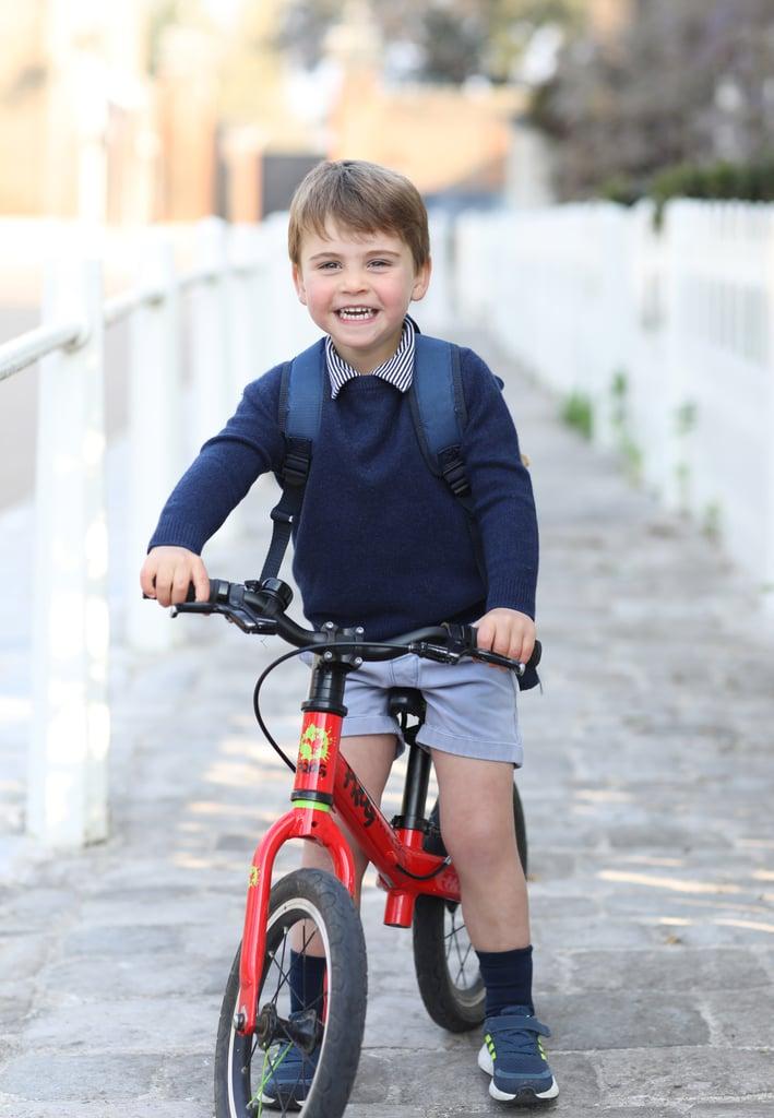 Prince Louis's 3rd Birthday, 2021
