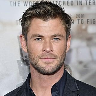 "<A href=""https://www.popsugar.com/Chris-Hemsworth"">Chris Hemsworth</a>"