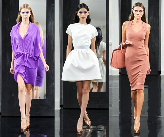 2011 Spring New York Fashion Week: Victoria Beckham