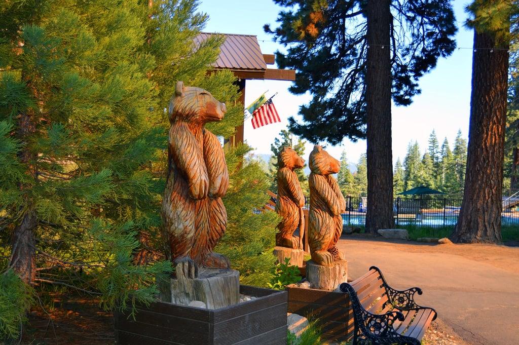 Montecito Sequoia Lodge Family Camp, Kings Canyon National Park, California