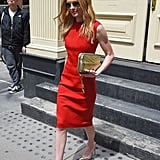 Is this Lanvin sheath dress what Kate Bosworth considers a casual daytime look?