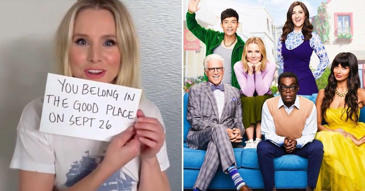 When Does The Good Place Season 4 Premiere?   POPSUGAR