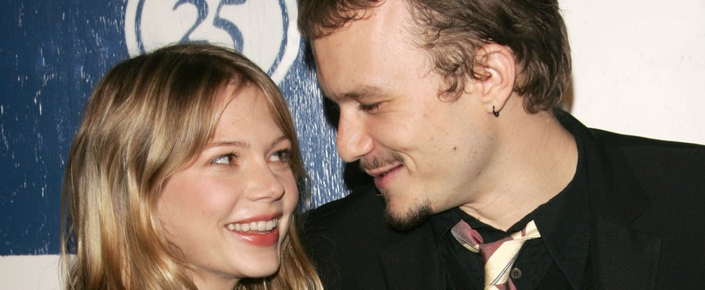 "Michelle Williams on Leaving the Home She Shared With Heath Ledger: ""How Will He Find Us?"""