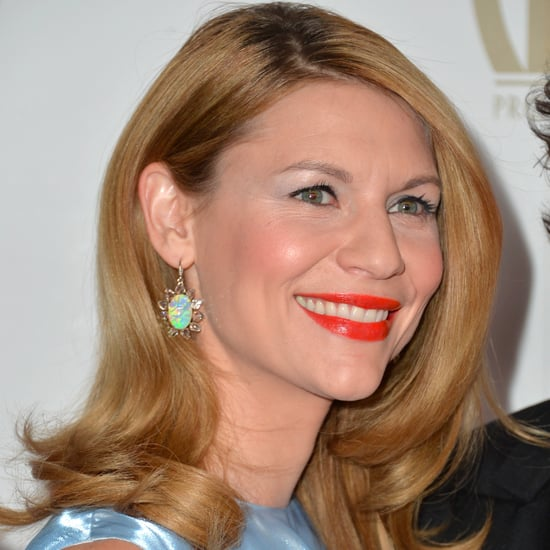 Claire Danes Hair and Makeup at Producers Guild Awards 2014