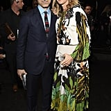 Noah Baumbach and Laura Dern at the 2020 Spirit Awards