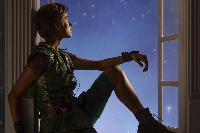 Peter Pan Live! Pictures With Allison Williams