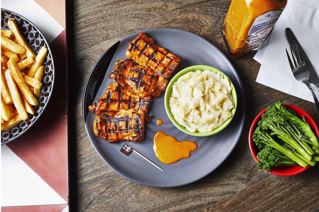 Nando's Peri Peri Chicken and Spicy Rice Recipe Videos