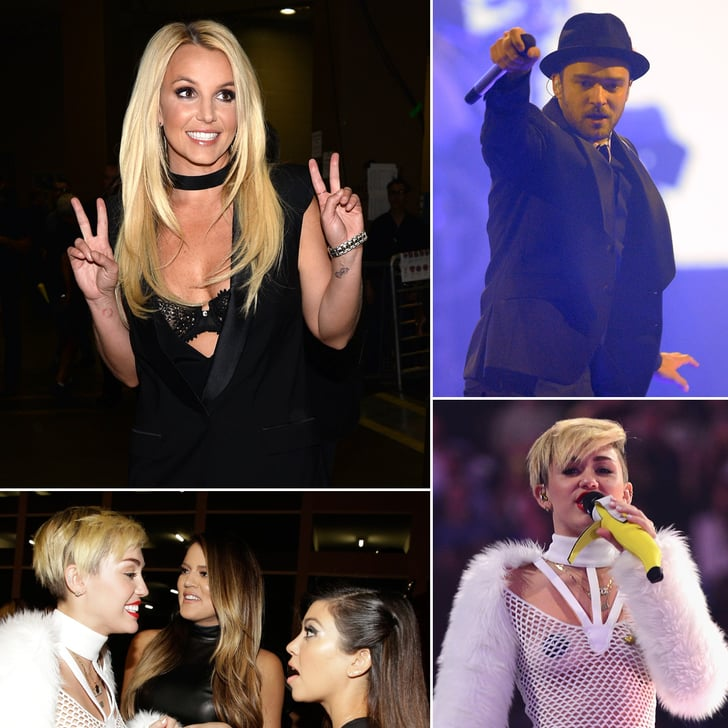 Britney, Miley, and More: See All the Stars From the iHeartRadio Music Festival