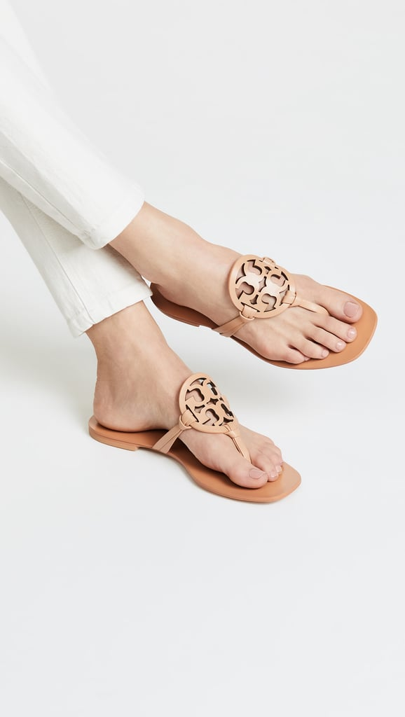 51ca250cf2a Tory Burch Miller Thong Sandals