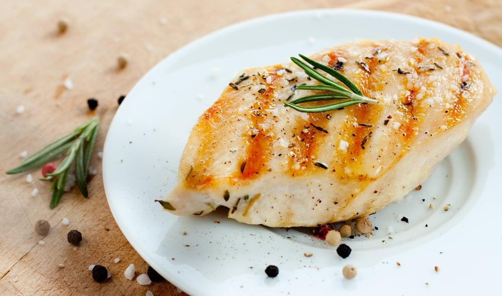 Куриный стейк рецепт с фото