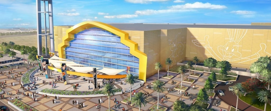 More Details Have Emerged About Warner Bros. World Abu Dhabi and Batman Fans Are in For a Treat