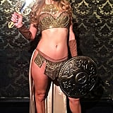 Sexy Gladiator, 2013