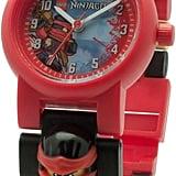 Lego Ninjago Sky Pirates Kai Minifigure Link Watch