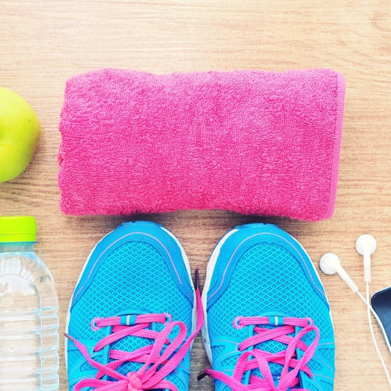 Bright-Colored Workout Pieces