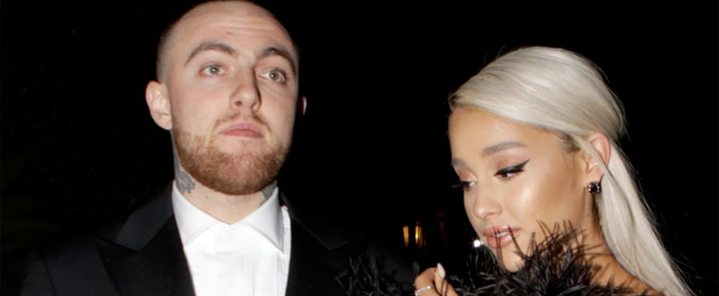 Mac Miller Comments on Ariana Grande's Engagement
