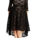 City Chic Midi Dress