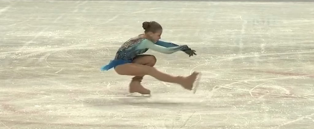 This 13-Year-Old Russian Figure Skater Is the First Female to Land 2 Quads in a Competition