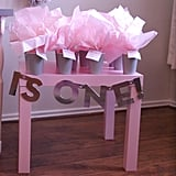 Stay on point with this Pink Ballerina Birthday Party and this Ballerina Birthday Party.