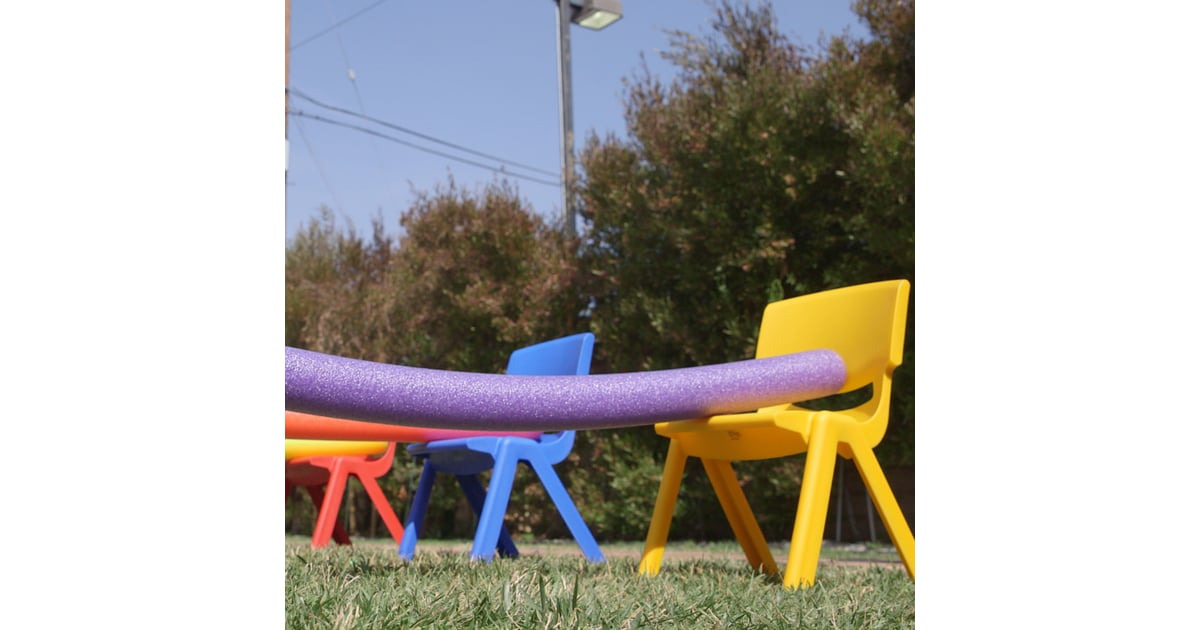 Diy Backyard Obstacle Course Popsugar Family