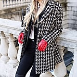 Classics never fail Monochrome, animal print, leather and tailored pieces to name a few, are classicswhich are always in fashion. Try to put a fresh, personal spin on them by layering or wearing them in a new hue.