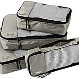 AmazonBasics 4-Piece Packing Cube Set