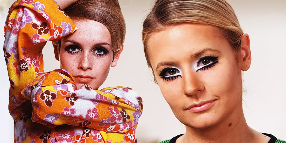 '60s Mod Makeup For Halloween | Tutorial