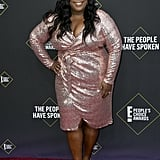 Loni Love at the 2019 People's Choice Awards
