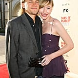 "Early in his career, Charlie dated Katharine Towne, and the couple got married after knowing each other for only three weeks. They divorced in 2002. He and his current girlfriend, jewelry designer Morgana McNelis (pictured above), met in 2007, and he wears a ring she gave him that's engraved with the phrase ""I love you endlessly."" His relationship is part of why he isn't fazed by fangirls. Of all the female attention, he's said, ""To what end? I have a girlfriend. If you were, like, 25 and a p*ssy hound, being famous would be awesome. But it's not like I'm spending too much time in Vegas or in the Hollywood clubs or anything like that. So it doesn't really benefit me much."" Charlie has quite the dedicated followers, and in one of his more out-there fan moments, a woman wrote him a letter asking for a lock of his hair or . . . a toenail. Well, then."