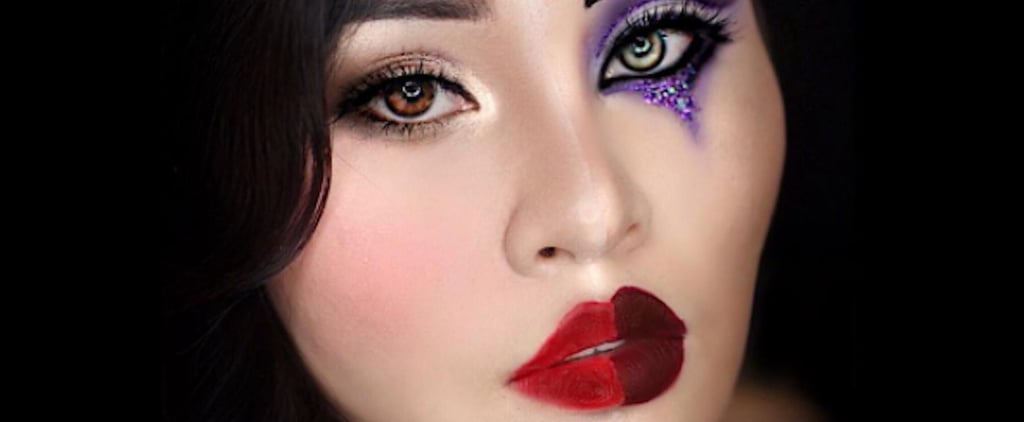 These Disney Villain-Princess Makeup Looks Will Put a Spell on You