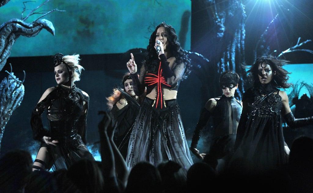 Katy Perry Grammys Performance 2014