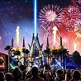 Hollywood Studios: Star Wars: A Galactic Spectacular