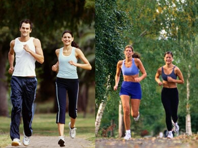 Does the Gender of Your Exercise Buddies Matter?