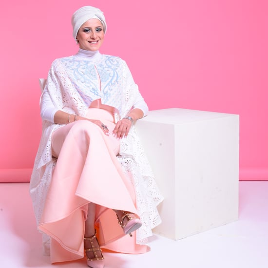Muslim Fashion and Beauty Blogger Wafa Yahya is For Burkinis