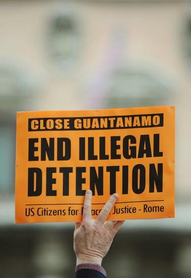 Hurdles at Guantanamo Bay
