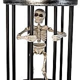 Animated Skeleton in a Cage