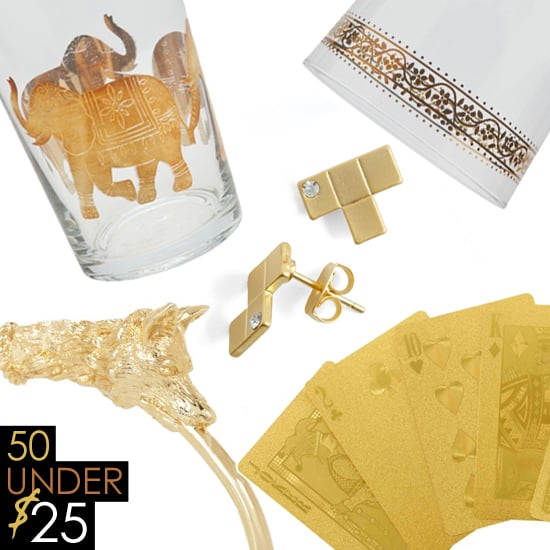 Gifts Under $25 That Don't Look Cheap | Holiday 2012