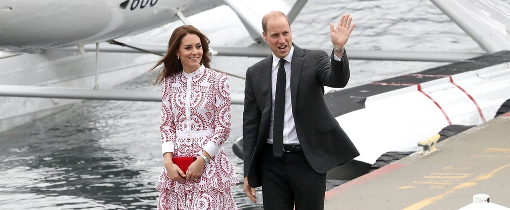 The Duchess of Cambridge Touched Down in Canada Looking Like Grace Personified