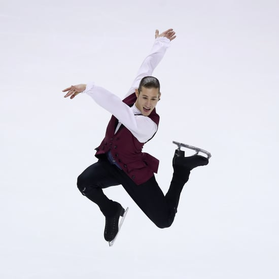 Figure Skating Routine to Hamilton Song