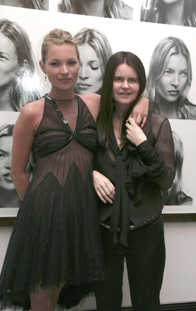 Corinne Day And Kate Moss Photoshoot for The Face Magazine 1990