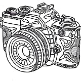 camera coloring pages - photo#6
