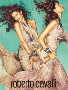 Photos of Chanel, Tom Ford, Gucci, Burberry, Roberto Cavalli, Dolce & Gabbana, Louis Vuitton Spring 2011 Ad Campaigns