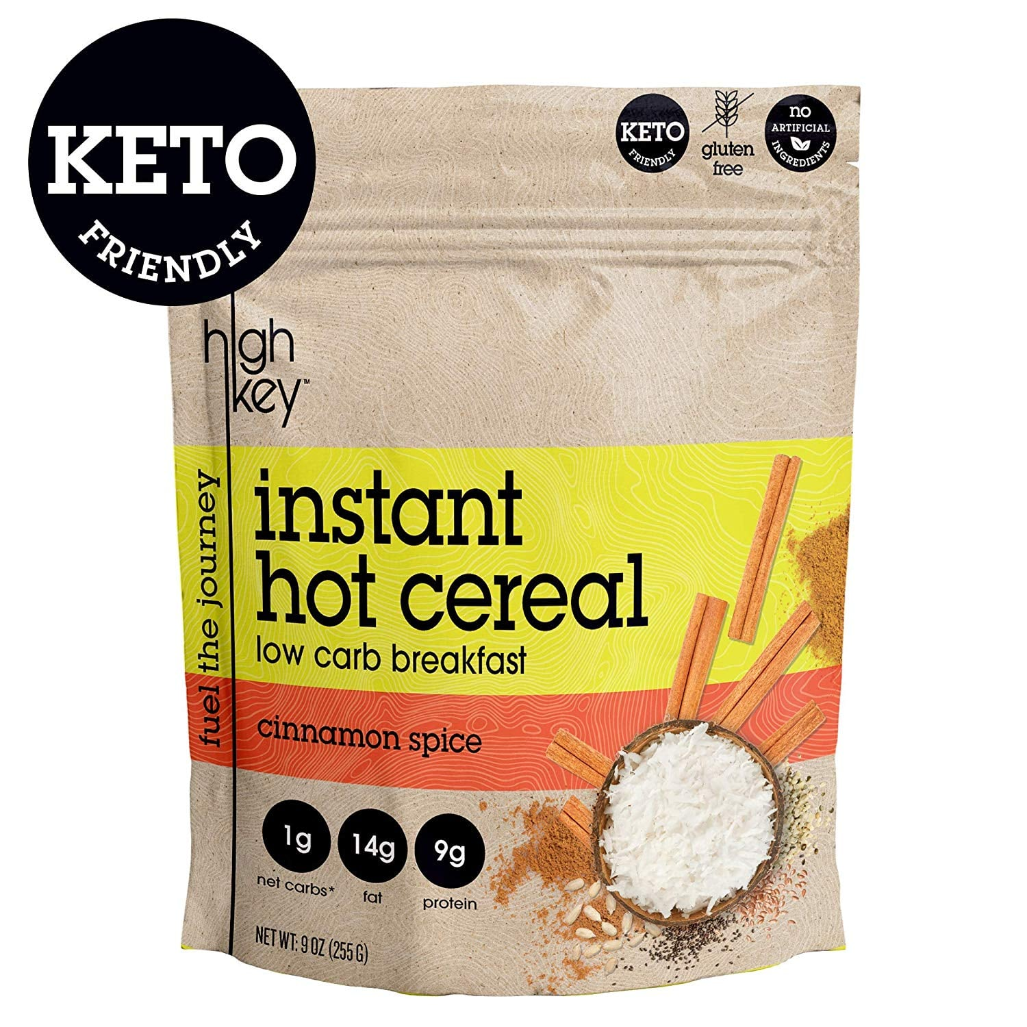 I Eat Low-Carb, and I Finally Found the Perfect Keto Oatmeal