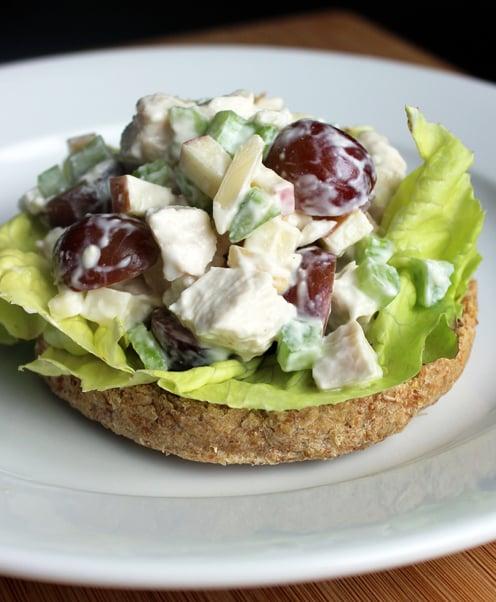Greek-Yoghurt Chicken Salad