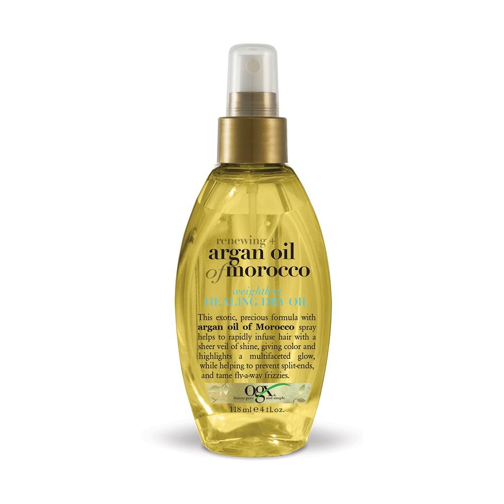 OGX Renewing + Argan Oil of Morocco Weightless Healing Dry Oil