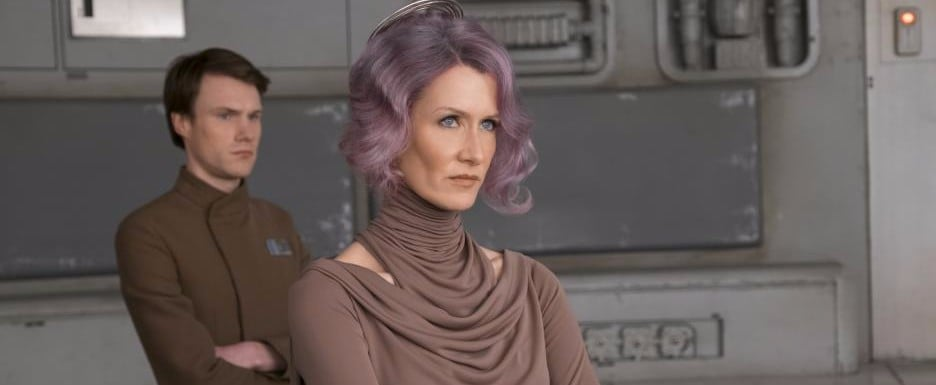 Who Is Admiral Holdo in Star Wars?