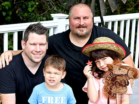 Bill Horn and Scout Masterson's Son Celebrates Second Birthday with Sheriff Callie's Wild West-Themed Party