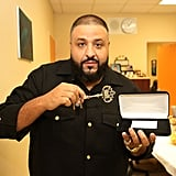 """Major Key —This is probably the most popular DJ Khaled catchphrase. Sometimes Khaled will say """"Major Key,"""" """"Major Key Alert,"""" """"🔑"""" — all of these are Khaled sharing the keys to success. They usually consist of working hard and never giving up on your dreams. Bless Up —This can be a general greeting like """"what's up?"""" or general wishes of well-being be upon you. Khaled frequently wishes well upon his fans and those that follow him on social media. """"They"""" —Khaled used the word """"They"""" to represent everyone that has doubted him or thought he wasn't good enough. """"They"""" is an all encompassing word to describe all of life's adversaries conspiring against you. Angels —Used as another word for flowers as well other beautiful things in nature. Elliptical Talk —When Khaled works out he listens to music and gives motivational talks to his audience. He does all of this on the elliptical and calls it Elliptical Talk."""