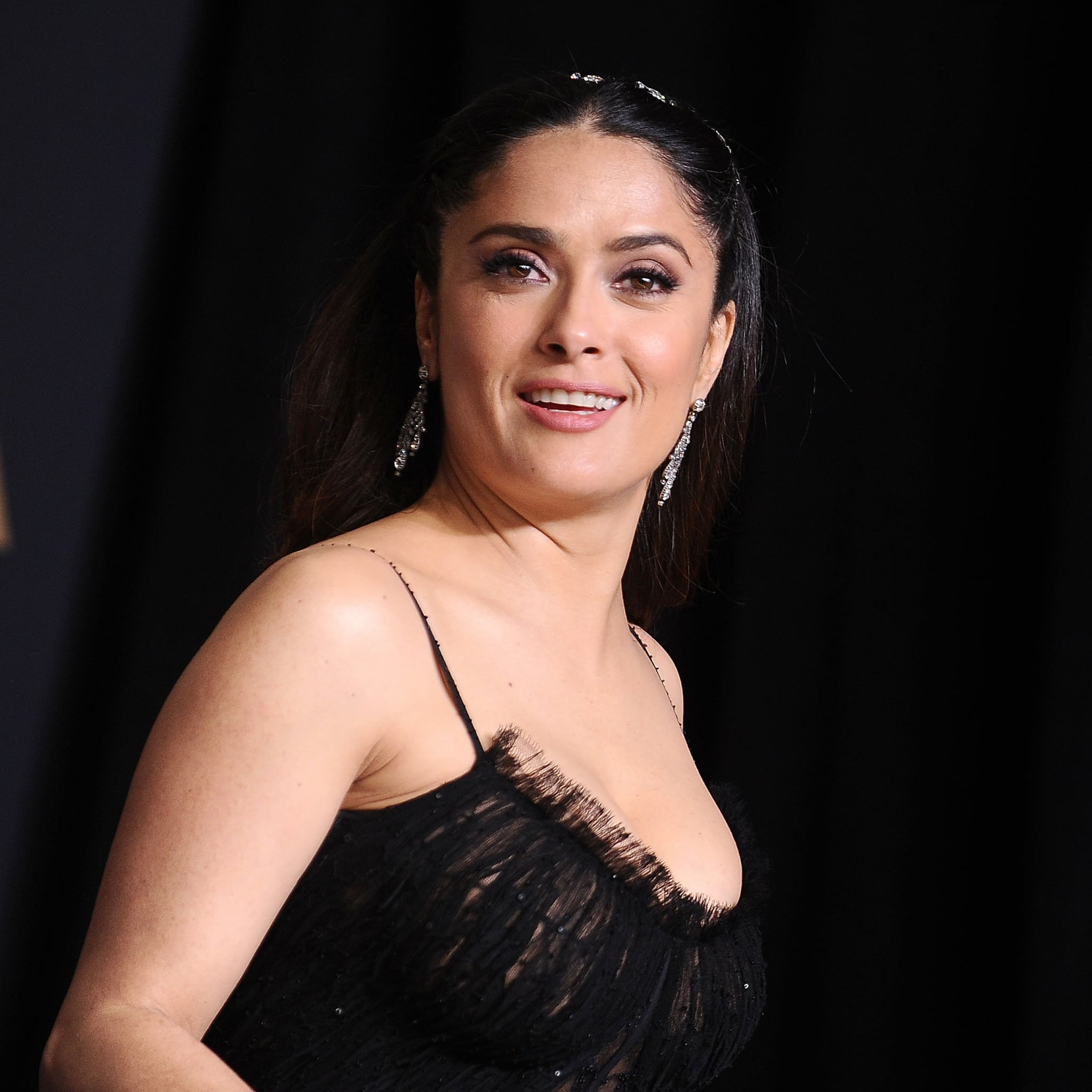 Salma Hayek   POPSUGAR Celebrity