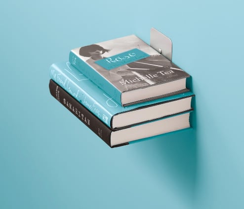 Steal of the Day: Invisible Bookshelf