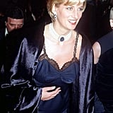 Princess Diana's Met Gala Dress
